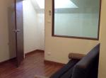 living second floor