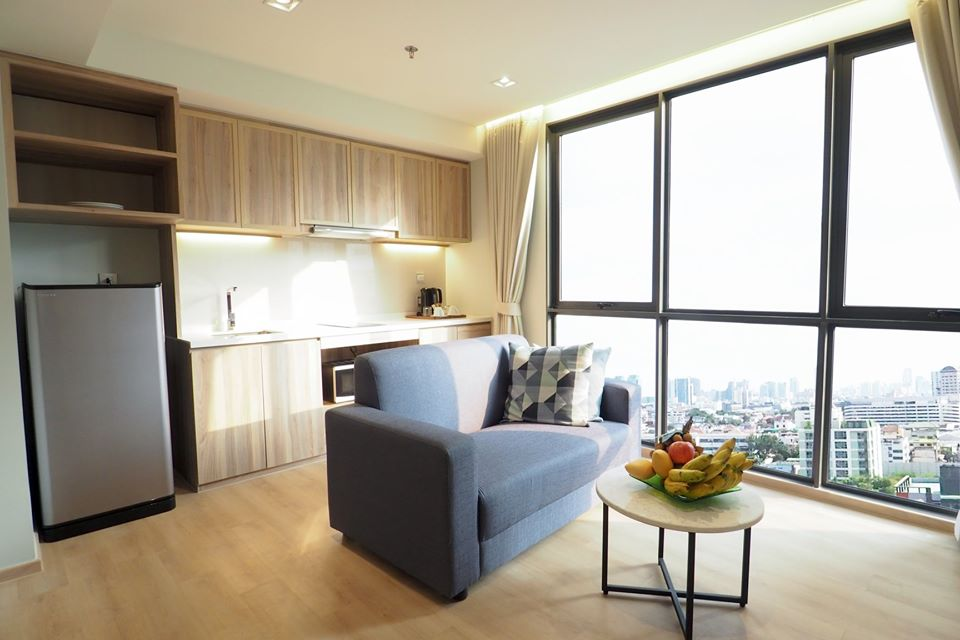 Residence 1 Bedroom for rent Phromphong Sukhumvit