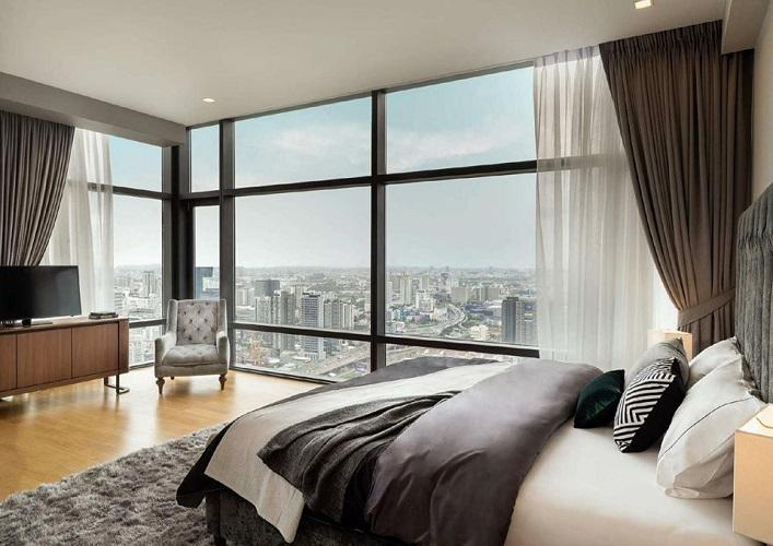 Penthouse Sale 3 Bedroom High Ceiling BTS APRL Bangkok