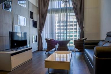 Duplex loft style 1 Bedroom for rent Ekkamai