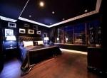 Duplex Corner Luxurious Decoration 3 Bedroom Rent Phromphong