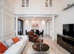 Duplex Corner Luxury Loft 3 Bedroom for Rent Phromphong