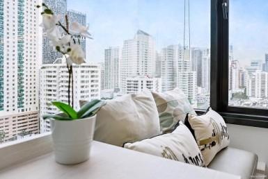 Luxury Beautiful view 1 Bedroom Sale Condo Asoke