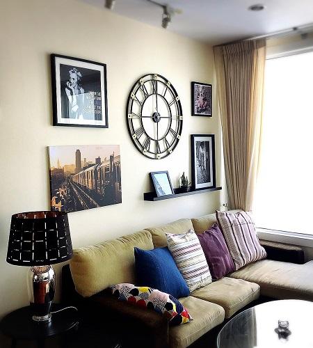 Beautiful Large 1 Bedroom Rent Phromphong near Garden