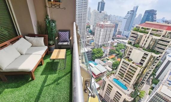 Pet friendly Spacious Luxury 2 bedroom condo amazing views BTS Asok