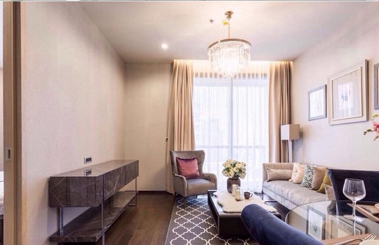 Nice Decoration Modern 1 Bedroom Rent BTS Phromphong