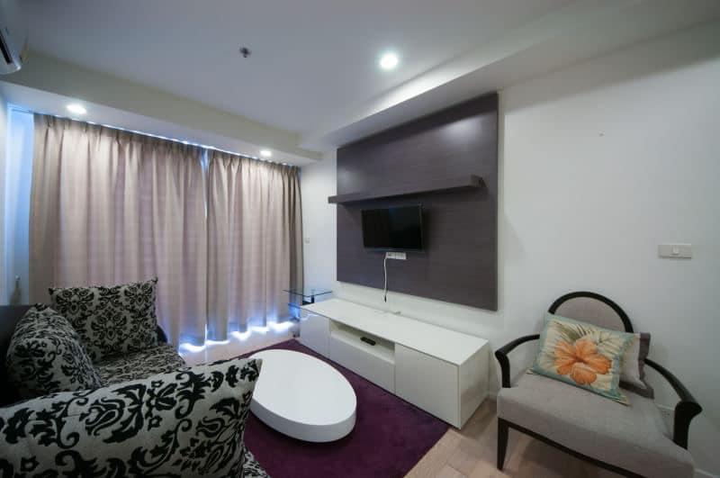 Sale Corner 1 Bedroom High View Nana Sukhumvit