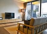 Private Garden Duplex 2 Bedroom Rent Phromphong