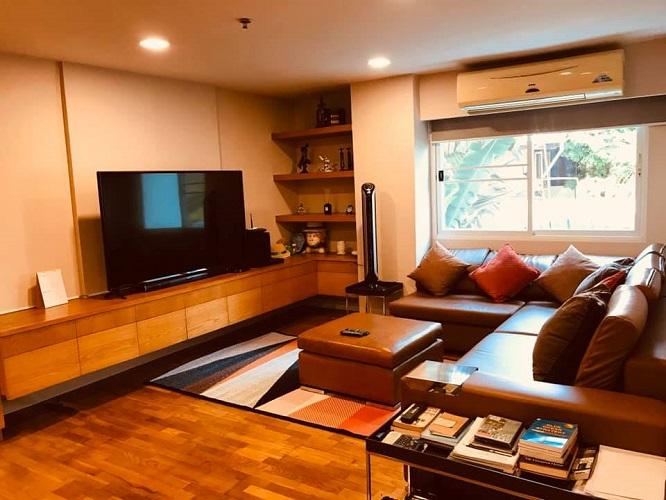 Sale Condo 2 Bedroom Near BTS Silom Full Furniture