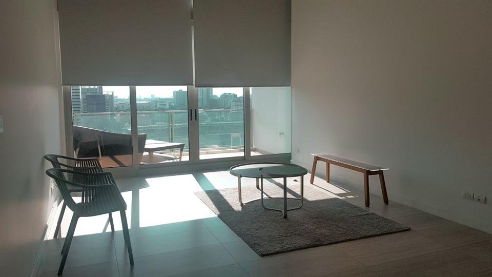 Duplex Nice View Best Area CBD 2 Bedroom Condo Rent Rajadamri