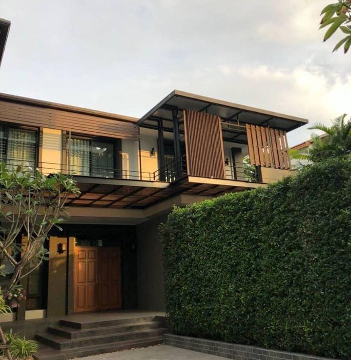Pet friendly Newly built house 4 Bedroom Rent Sukhumvit Phrakhanong
