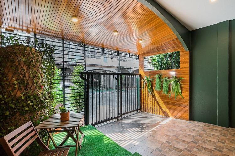 Cozy Townhouse for rent 4 Bedroom Onnut Sukhumvit