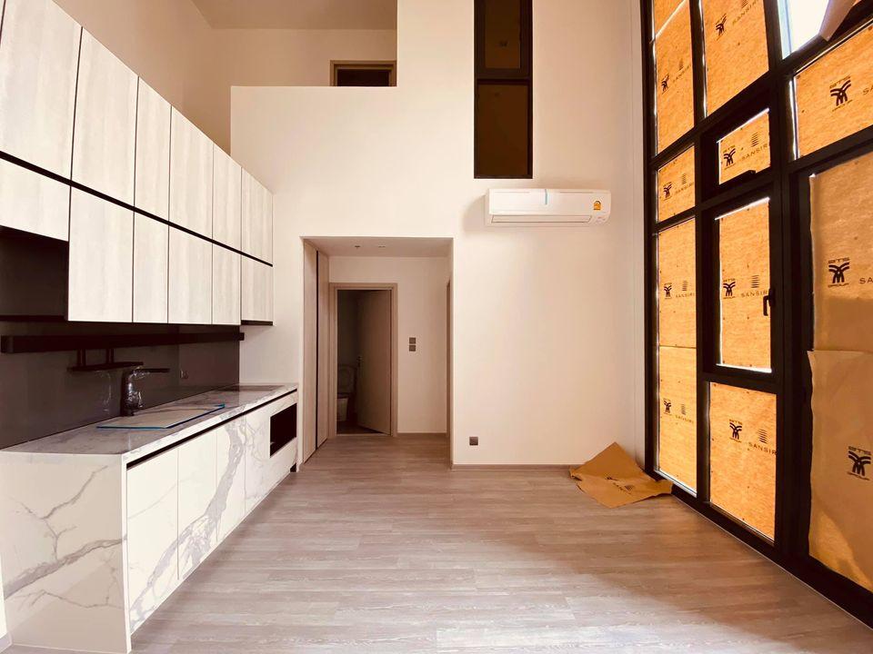 Unblock View Duplex 2 Bedroom Condo Sale near BTS Punnawithi