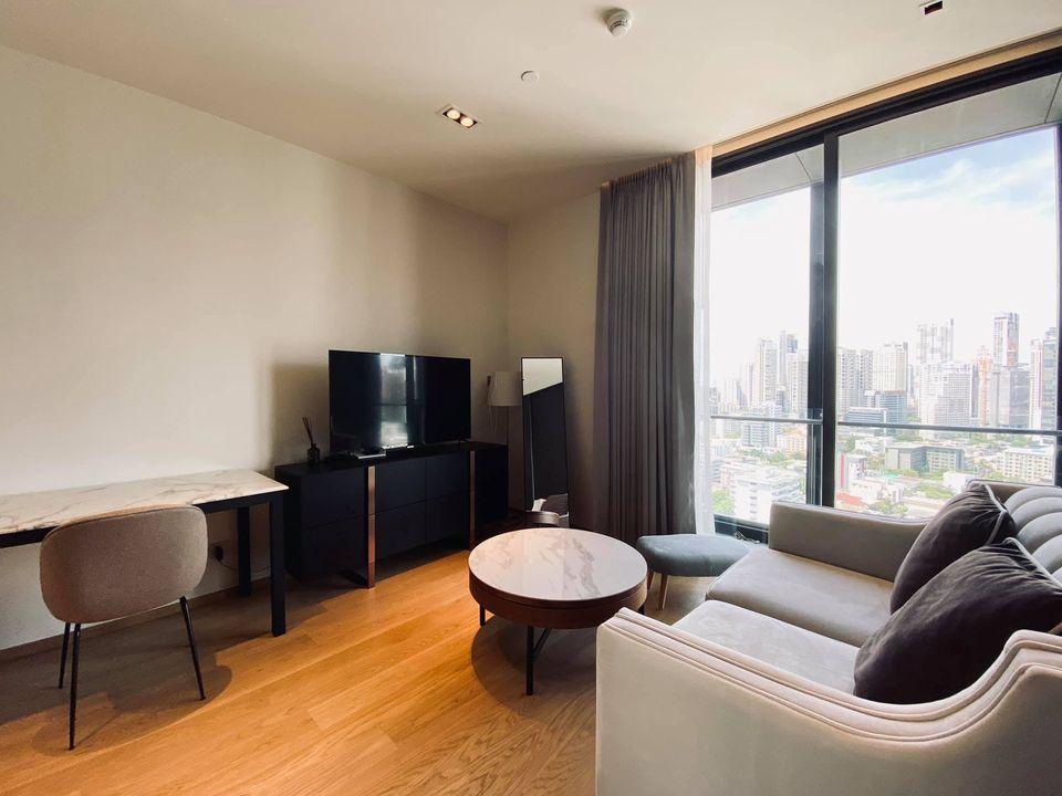 Unblock view 1 Bedroom Condo Rent Near BTS Thonglor