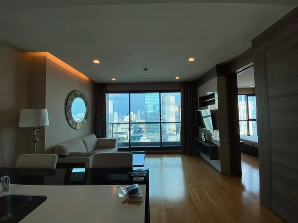 High Floor 1 Bedroom Condo Rent Sathorn