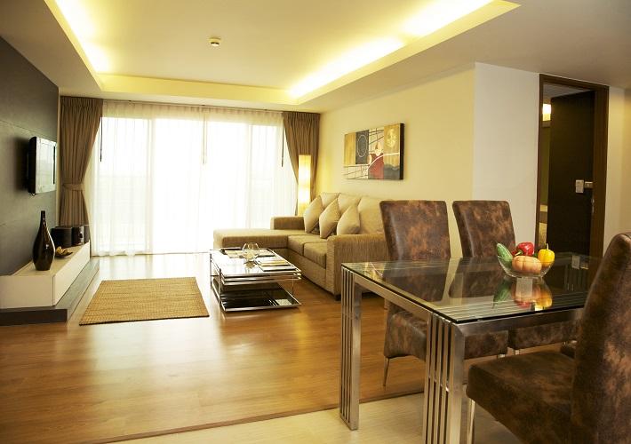 Beautiful Modern 3 Bedroom Apartment Rent Sukhumvit
