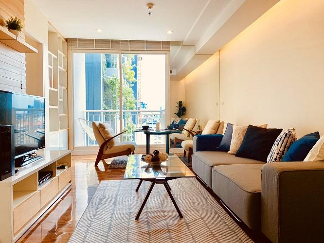 Beautiful Large 1 Bedroom Condo Rent Asoke Phromphong