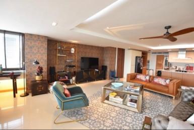 Petfriendly Luxury Condo 3 bedroom rent Thonglor