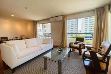 Very Convenient 2 Bedroom Condo Rent Near BTS Chongnonsri Sathorn