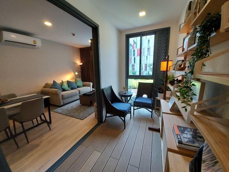 Japanese Designed 2 Bedroom Private Condo Rent Ekkamai