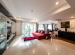 Pet friendly Modern Cozy Semi-furnished luxury 2 Bedroom Rent Thonglor