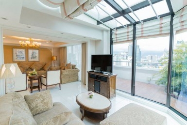 Luxury Penthouse in City Centre 344 sq.m. Sukhumvit 10