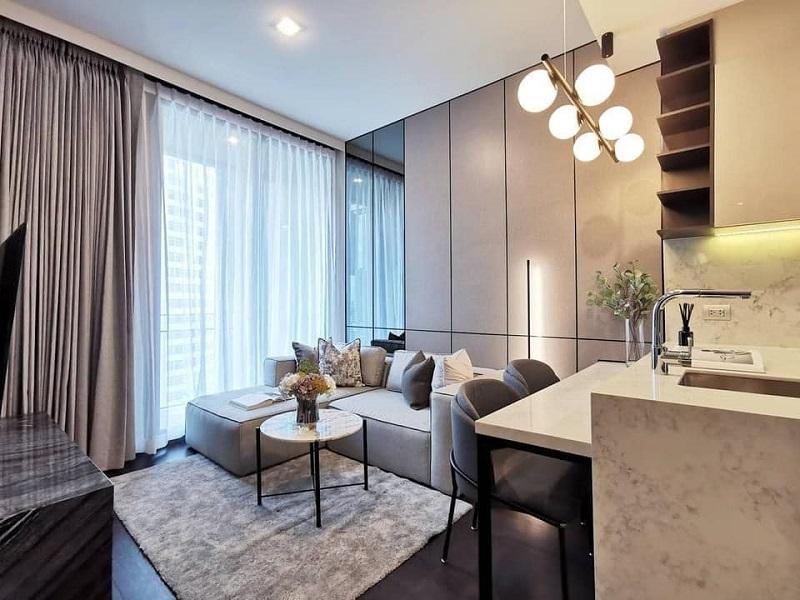 Luxury 1 Bedroom Condo Rent Thonglor