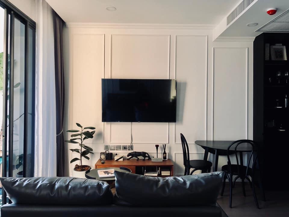 Beautiful Clear View New 1 Bedroom Condo Sale MRT BTS Chula Silom