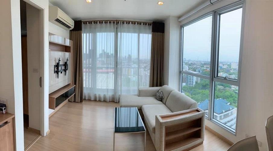 Corner Unblock View 1 Bedroom for Sale Near BTS Onnut