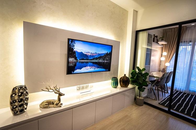 Luxury 1 Bedroom Condo for rent Sathorn CBD of Bangkok