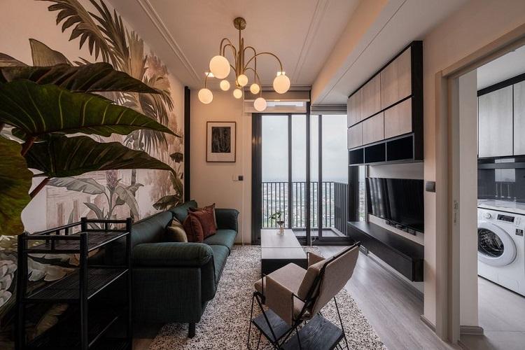 Nice View Duplex 1 Bedroom Condo Sale BTS Punnawithi True Digital