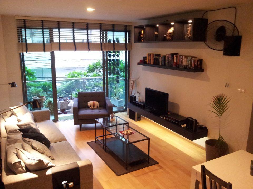 Pet Friendly Modern Style 2 Bedroom Condo Rent Ekkamai