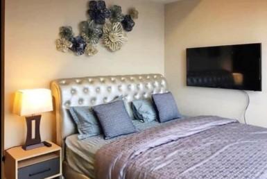 Nice View 2 Bedroom Condo Rent Asoke Near BTS MRT
