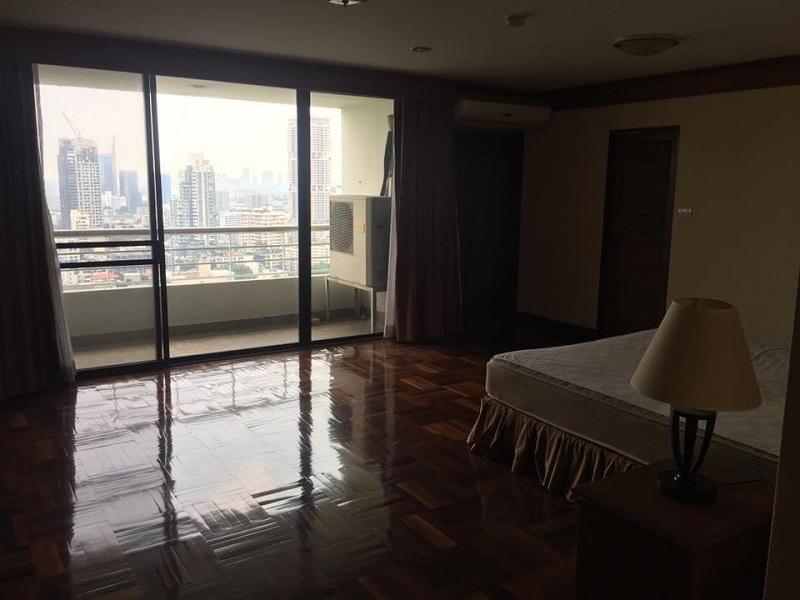 Nice View 3 Bedroom Condo Rent Sukhumvit soi 53 Thonglor