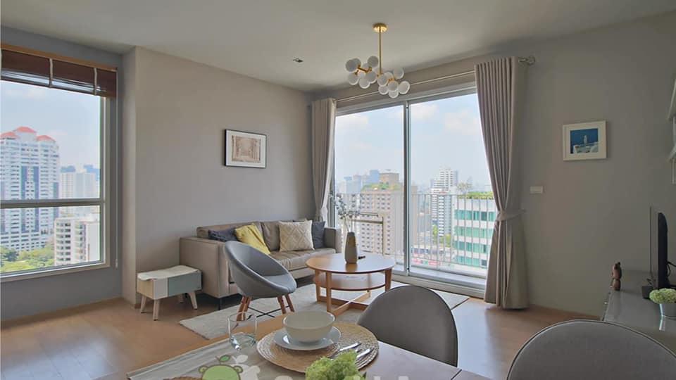 For rent HQ by Sansiri Thonglor 1 Bedroom Fully Furnished
