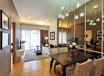 Brand New fully furnished 2 Bedroom close to Phrom Phong Station