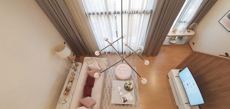 Luxury Duplex 1 Bedroom Condo Sale Asoke Phromphong