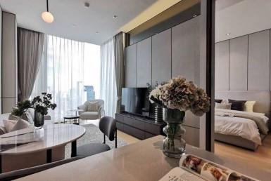 Nice Unblock View 1 Bedroom Condo Rent near BTS Chidlom