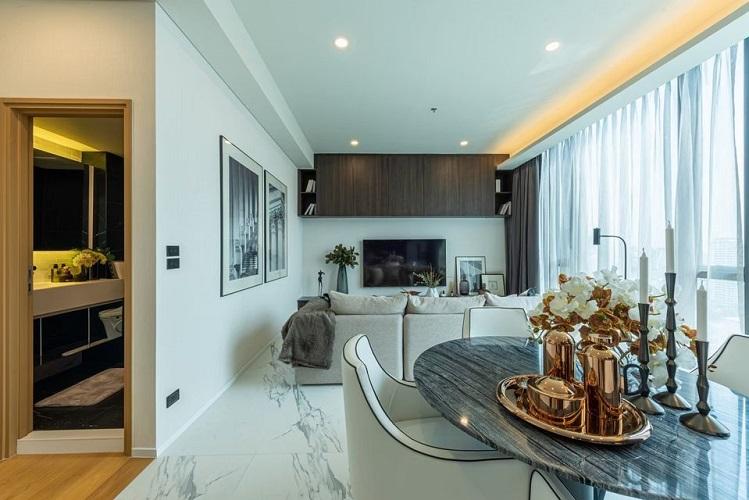 Luxury Penthouse 3Bedroom Condo Sale Asoke Phromphong