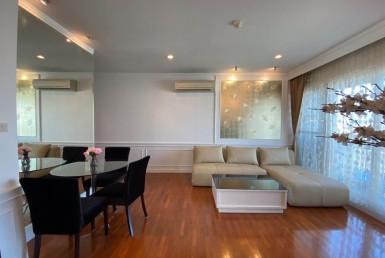Freshly renovated 2 Bedroom Condo with balcony Sathorn