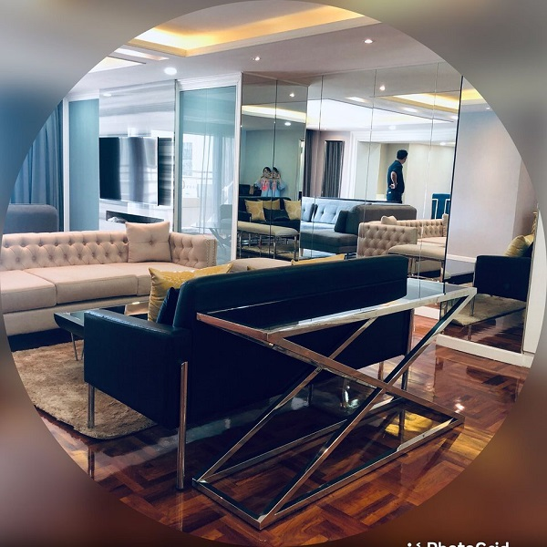 Luxurious 3 Bedroom Fully furnished Best Investment Rent Phromphong