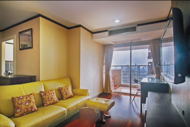 Modern Style 2 Bedroom Condo Rent Phromphong ThonglorBTS Station