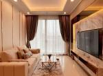 Fully Furniture Appliance 1 Bedroom Condo Rent Phromphong Near BTS MRT