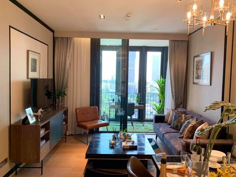 Luxury Modern 1 Bedroom Condo Rent Thonglor