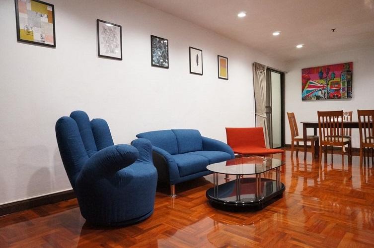 Prime Area 2 Bedroom Condominium For Rent Phromphong BTS