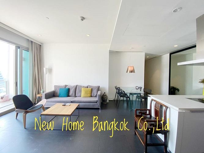 Ultra Luxury Apartment 2 Bedroom Rent Rajadamri BTS station