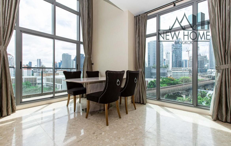 Minimal style duplex for rent Thongolor Bangkok