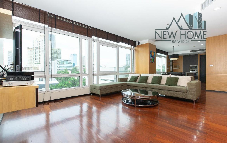 Modern 3 bedroom for rent in Thonglor