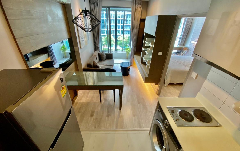 modern style one bedroom rent Bangkok