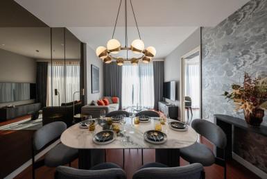Thonglor View Luxury 2 Bedroom Condo Rent